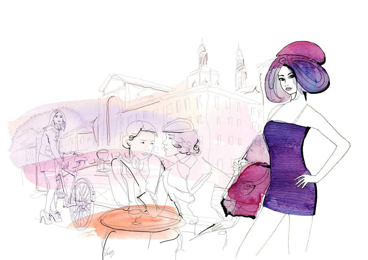 fashion-esterni-moda-navigli-milano-illustration-fabio-delvo