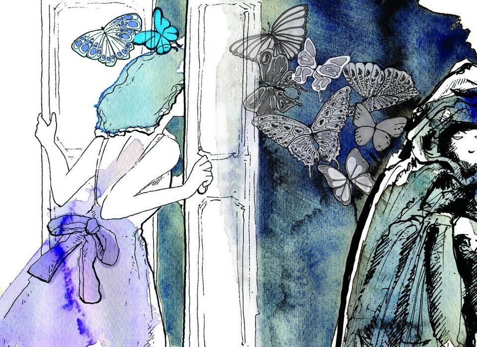 Soglia-Magica-sottomondo-La Lettura-Corriere della Sera-21 febbraio 2016-illustration-fabio-delvo