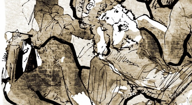 The Verrazzano Day-graphic novel-giovanni da verrazzano-navigatore-scopritore-new york-La Lettura-Corriere della Sera-10 aprile 2016-Comics-fabio delvo