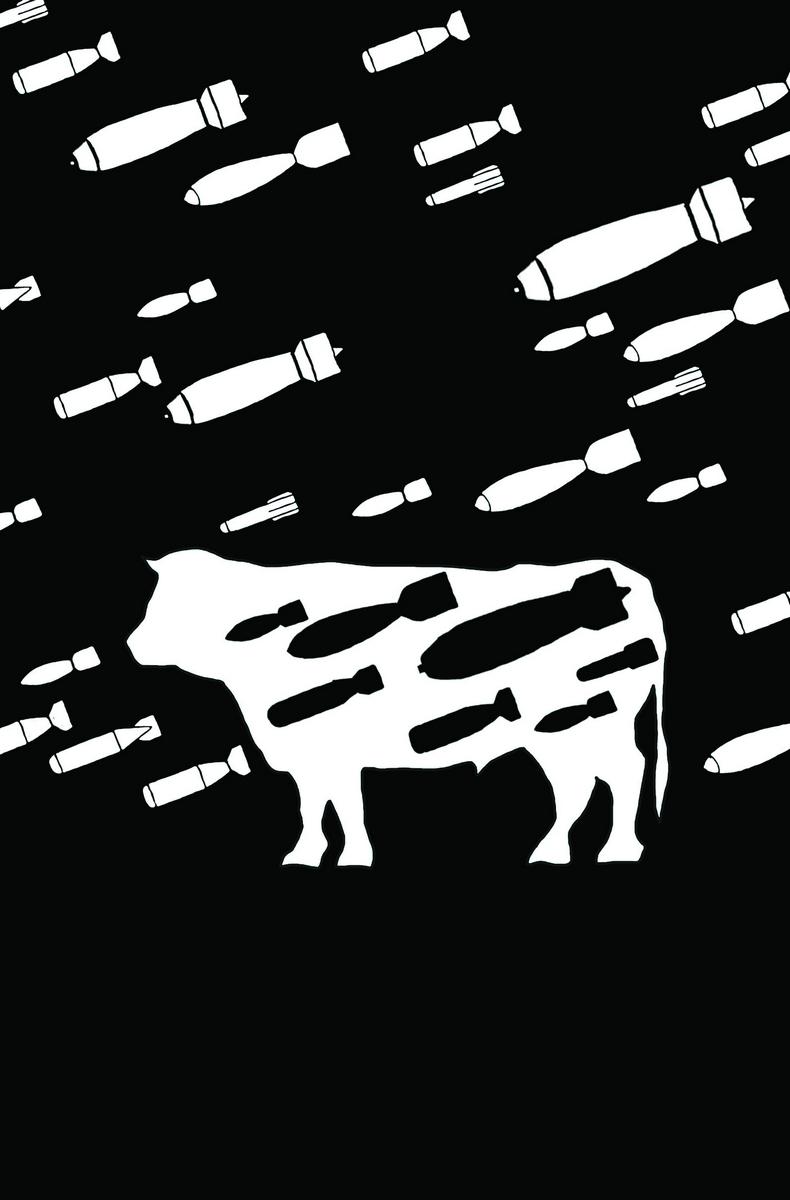 proposta-cover-kurt vonnegut-mattatoio numero 5-illustration-fabio delvo