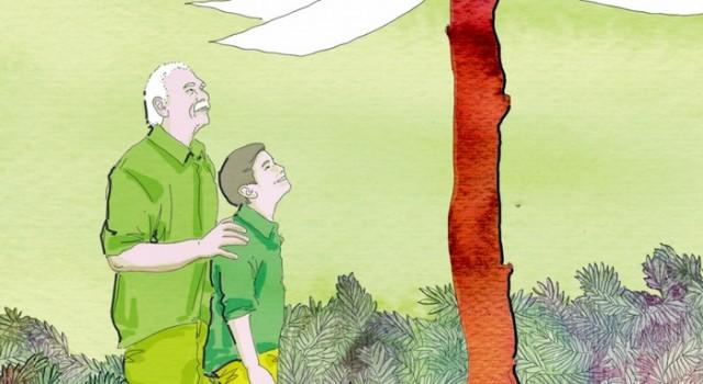 festivalletteratura-mantova-libri-ambiente-natura-ecologia-albero-La Lettura-Corriere della Sera-4 settembre 2016-illustration-delvox-fabio delvo