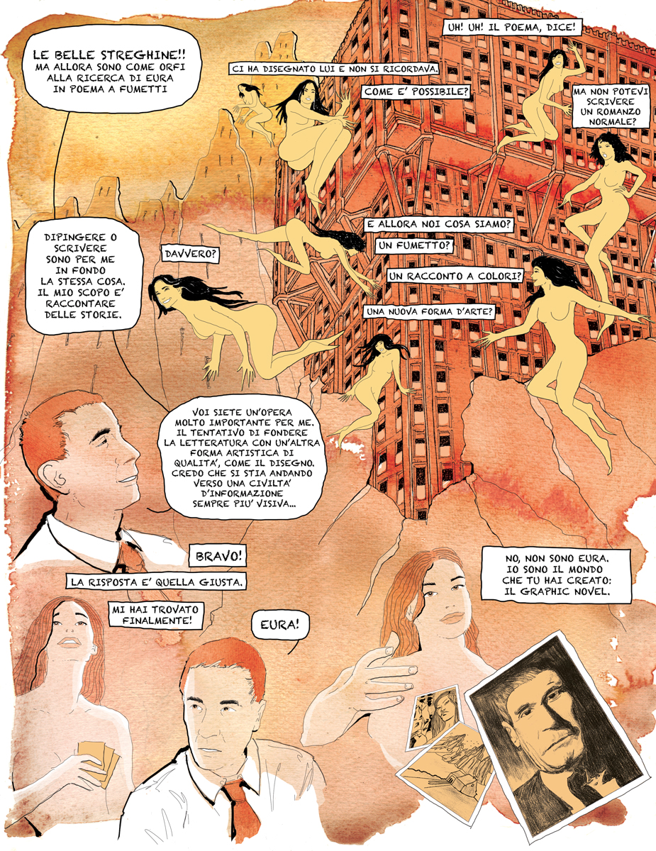 graphic novel-dino buzzati-poema a fumetti-illustrations-fabio delvo-delvox-Tavola2
