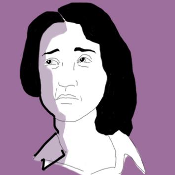 sad-tristezza-icone-icons-applicazione-ospedale-donne-women-sentimenti-umori-sensazioni-salute-fabio delvo-illustrations-delvox-digital-donne