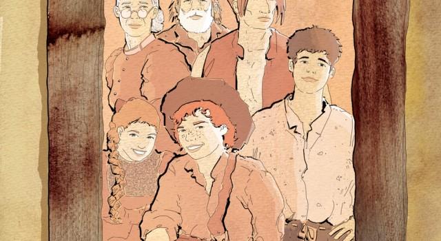 the-adventures-of-tom-sawyer-personaggi-deagostini-tom-sawyer-illustrations-acquerelli-illustrazioni-watercolors-fabio-delvo-delvox