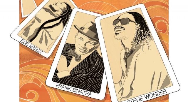 stevie-wonder-sinatra-bob-marley-protest-music-religion-popular-leggende-mistero-illustrazione-watercolors-illustrations-acquerello-corriere-della-sera-la-lettura-fabio-delvo-delvox