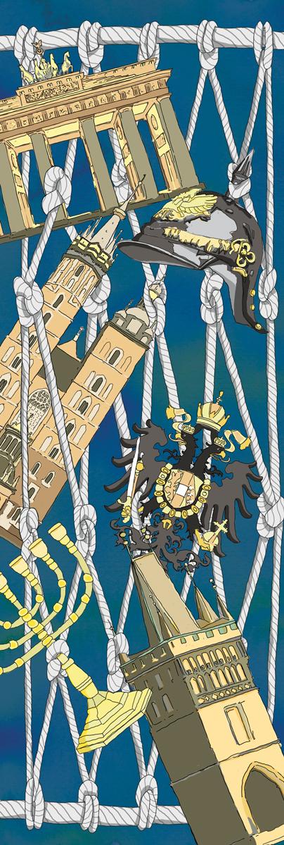 storia-locale-mitteleuropa-germania-galizia-austria-ungheria-illustrazione-watercolors-illustrations-acquerello-corriere-della-sera-la-lettura-fabio-delvo-delvox