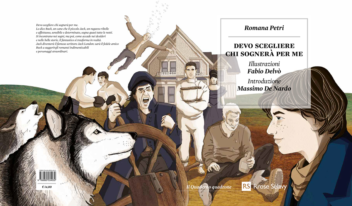 devo-scegliere-chi-sognera-per-me-rrose-selavy-jack-london-buch-cover-finale-copertina-libro-illustrato-illustrated-book-illustrations-illustrazioni-acquerello-watercolors-fabio-delvo-delvox
