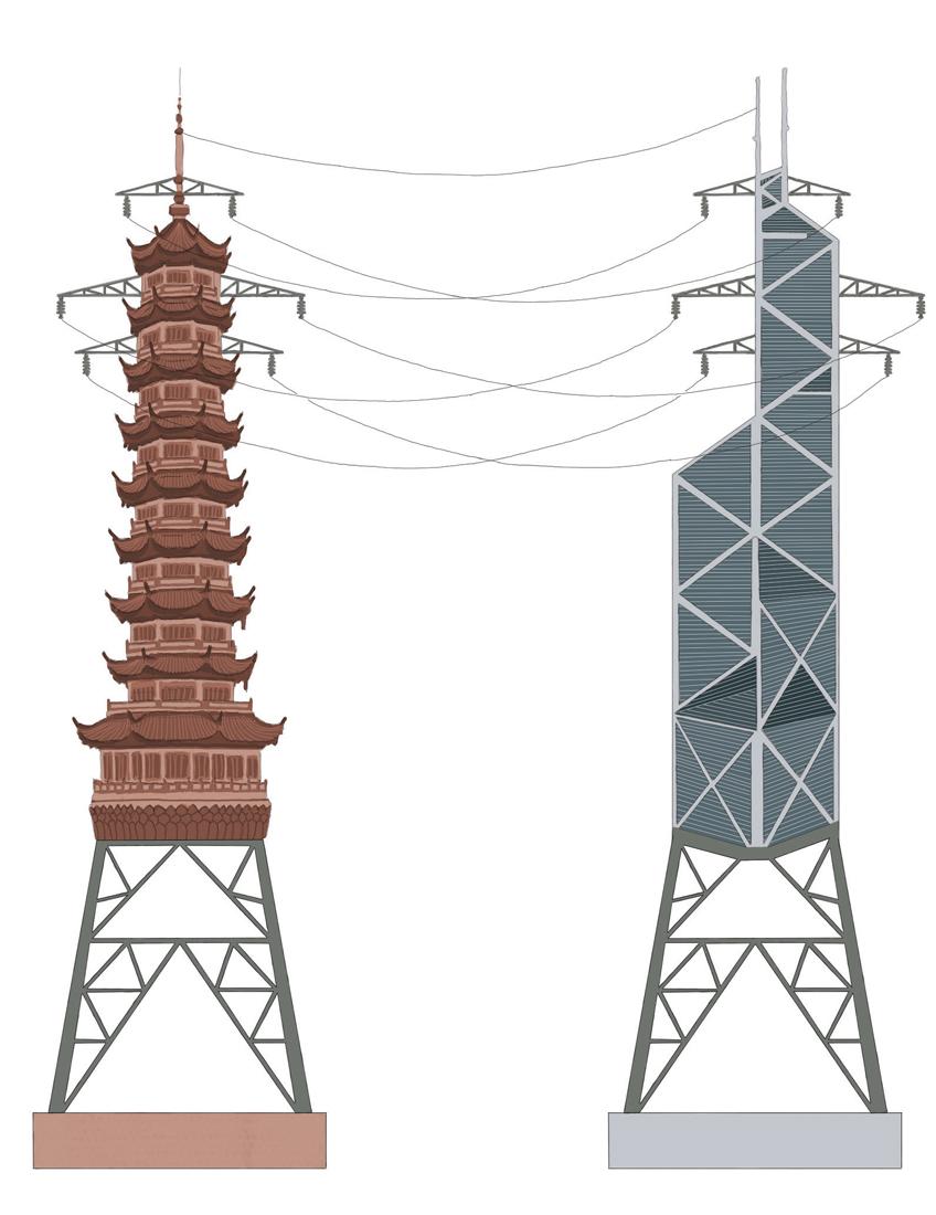 tensione-cina-hong-kong-dragone-indipendenza-politica-la-stampa-newspaper-editoriale-fabio-delvo-delvox-illustrations-illustrazioni-publishing