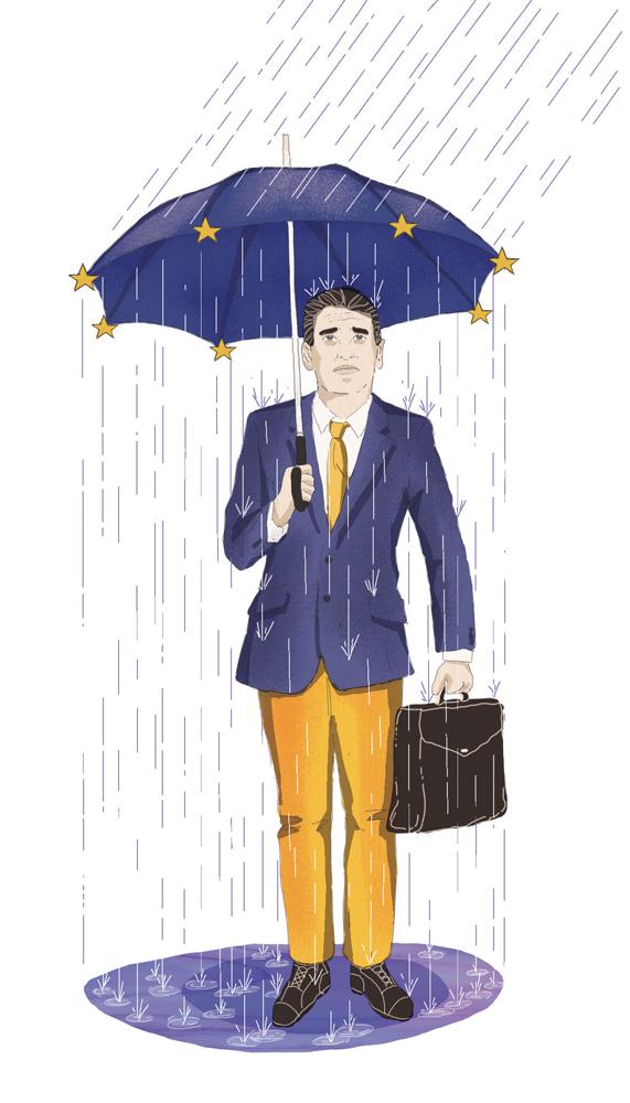 clima-sicurezza-ecologia-europa-politica-la-stampa-newspaper-editoriale-fabio-delvo-delvox-illustrations-illustrazioni-publishing