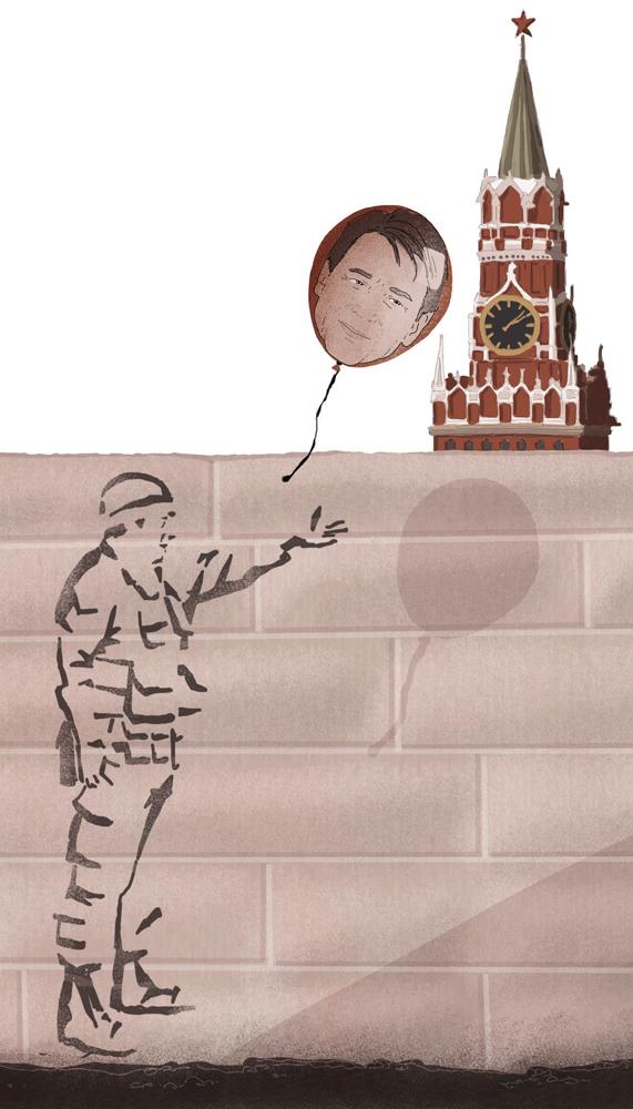 europa-donbass-ferita-guerra-russia-kiev-ucraina-mosca-politica-la-stampa-newspaper-editoriale-fabio-delvo-delvox-illustrations-illustrazioni-publishing
