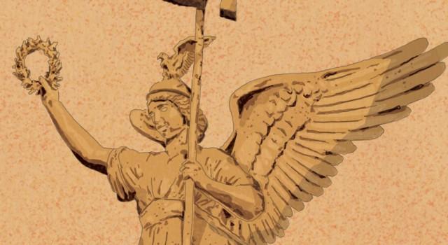 germania-nazismo-antisemitismo-olocausto-memoriale-berlino-bhl-bernard-henry-levy-politica-la-stampa-newspaper-editoriale-fabio-delvo-delvox-illustrations-illustrazioni-publishing