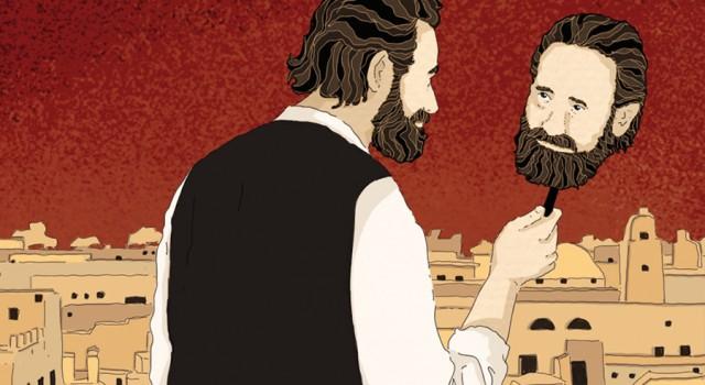 primo-libro-cairo-letteratura-corriere-della-sera-la-lettura-illustrazione-illustrations-conceptual-concettuale-fabio-delvo-delvox-publishing-book